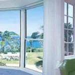 Will uPVC windows fade or discolour in the Australian sun?